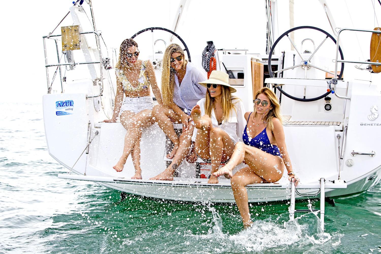 barcelona sailing activity